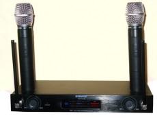 Micro Shure Beta 89C không dây cao cấp